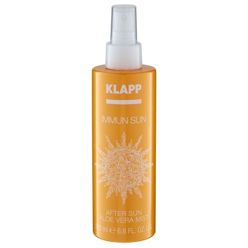 Klapp Kosmetik&nbspImmun Sun After Sun Aloe Vera Mist