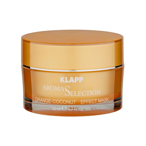 Klapp Kosmetik&nbsp ORANGE COCONUT EFFECT MASK