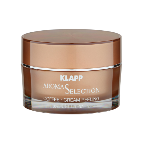 Klapp Kosmetik  COFFEE CREAM PEELING