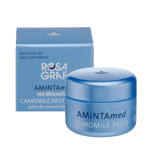 Rosa Graf&nbsp Camomille Paste tinted mit Microsilver