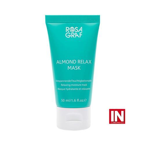 Rosa Graf&nbsp Mandel Relax Maske
