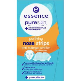 Essence pure skin purifying nose strips