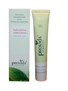 Provida Organics Hydroaktive Rosencreme Tube