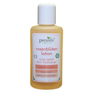 Provida Organics Rosenblüten Lotion