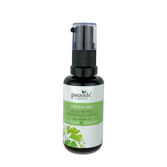 Provida Organics Gelee Royale Augenfältchenöl