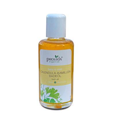 Provida Organics Calendula Kamillen Badeöl