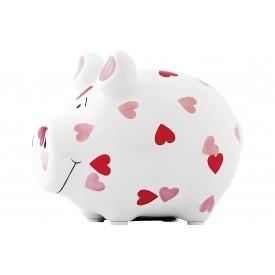Kcg-das Markenschwein Sparschwein Herzchen