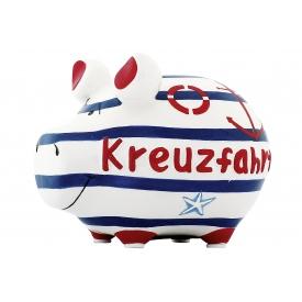 Kcg-das Markenschwein Sparschwein Kreuzfahrt
