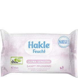 Hakle Feuchtes Toilettenpapier Ultra Sensitiv