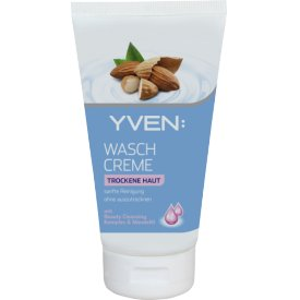 Yven Waschcreme Trockene Haut