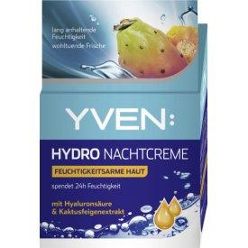 Yven Nachtpflege Hydro Nachtcreme