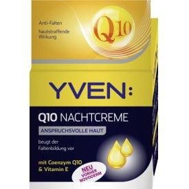 Yven Nachtpflege Q10 Nachtcreme