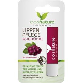 Cosnature Lippenpflege Rote Früchte