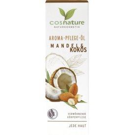 Cosnature Aroma Pflege Öl Mandel & Kokos
