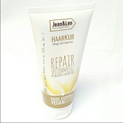 Jean&Len Haarkur Repair spitzenmässig