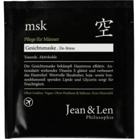 Jean & Len Alchimiste Gesichtsmaske MEN