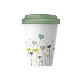 Chic-mic Becher Coffee to Go BambooCUP* Field of Love