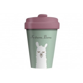Chic-mic Becher Coffee to go BambooCUP* Drama Lama
