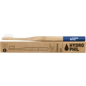 Hydrophil Zahnbürste dunkelblau weich