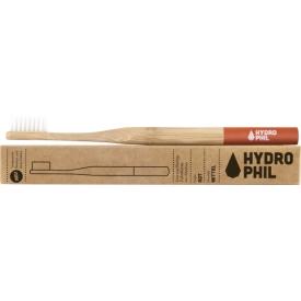 Hydrophil Zahnbürste rot mittel