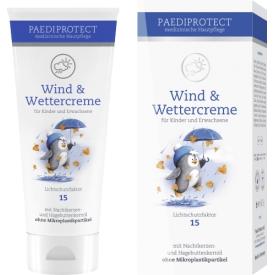 PAEDIPROTECT Wind- und Wettercreme