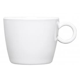 Q Squared Kaffee Obere Melamin 150ml weiß