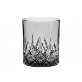 Q Squared Whiskyglas Kunststoff 300ml grau