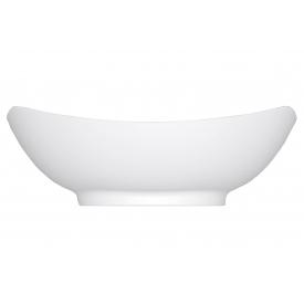 Q Squared Schüssel oval Melamin 15,9x12,5x5,5cm weiß