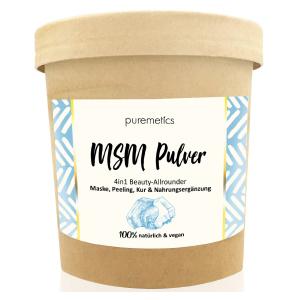 Puremetics Seifen MSM Pulver