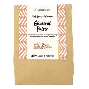 Puremetics Seifen Ghassoul-Pulver