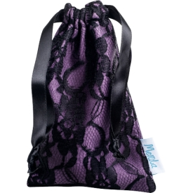 Merula Menstruationstasse schwarz