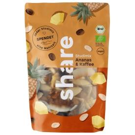 share Bio Studentenfutter Ananas & Kaffee
