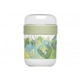 Chic-mic Lunchpot bioloco plant exotic leaves