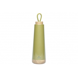 Chic-mic Isolierflasche bioloco loop 500ml olivgrün
