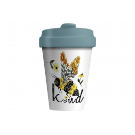 Chic-mic Becher Coffee to go BambooCUP* Bee Kind
