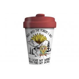 Chic-mic Becher Coffee to go BambooCUP* Into The Forest
