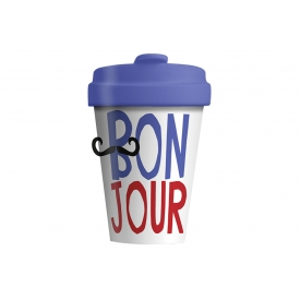 Chic-mic Becher Coffee to go BambooCUP* Bonjour