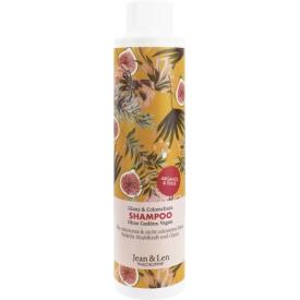 Jean&Len Philosophie Glanz & Colorschutz Shampoo Arganöl & Feige