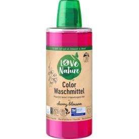 Love Nature Colorwaschmittel flüssig Cherry Blossom