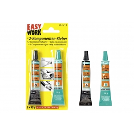 Easy Work EW 2-Komponenten-Kleber 2x13g