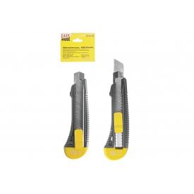 Easy Work EW Abbrechmesser, 18mm Klinge, Metallführung