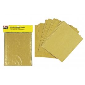 Easy Work EW Sandpapier 20 Blatt 280x230mm
