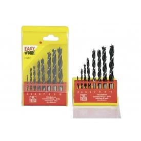 Easy Work EW Holzbohrersatz 8-tlg. 3-10mm