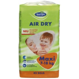Bornys Windeln Air Dry Maxi