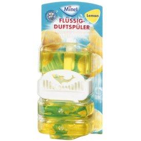 Minel Flüssig Duftspüler Lemon Original   3 Nachfüller
