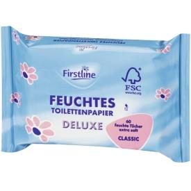 Firstline Feuchtes Toilettenpapier Deluxe