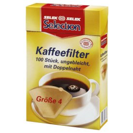 Selection Kaffeefilter Gr. 4