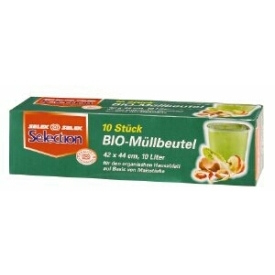 Selection Bio Müllbeutel 10l
