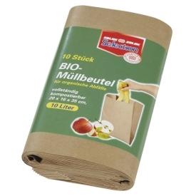 Selection Bio-Müllbeutel 10x10 l