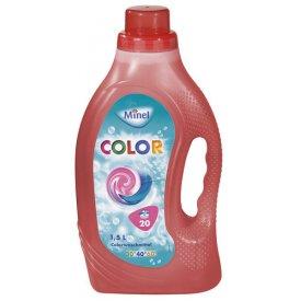 Minel Color Flüssig-Waschmittel